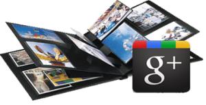 Album Google +
