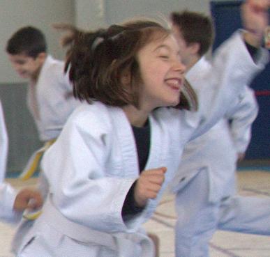 La felicidad de un niño