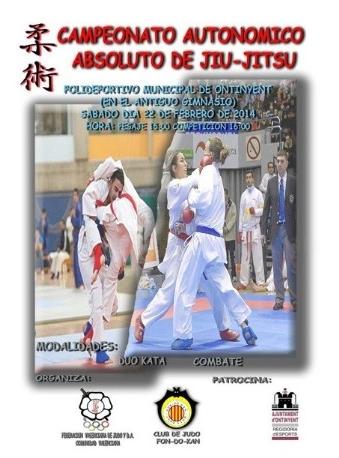Campeonato autonomico de Jiu Jitsu