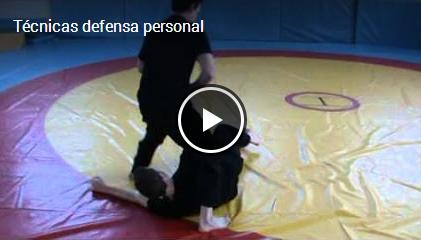 Tecnicas de defensa personal video 2