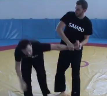 Tecnicas de defensa personal video 3