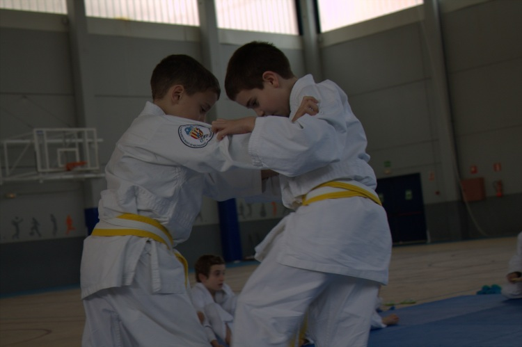 Actividad Defensa Personal Infantil