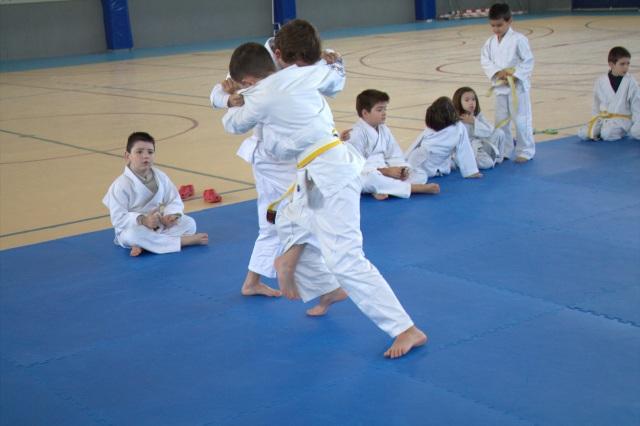 Actividad Extraescolar defensa personal infantil