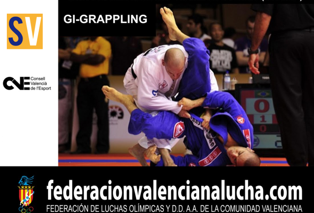 CAmpeonato Grappling