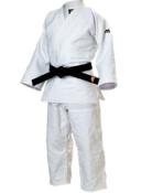 Mizuno Judo Ying Blanco