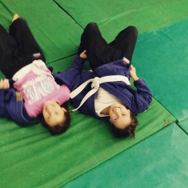 Actividad Extraescolar de defensa personal infantil