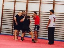 Defensa Personal Curso de entrenadores 7
