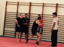 Defensa Personal Curso de entrenadores 8