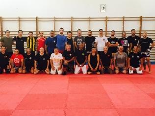 Defensa Personal Curso de entrenadores 9