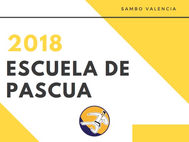 Escuela de pascua sambo valencia 1