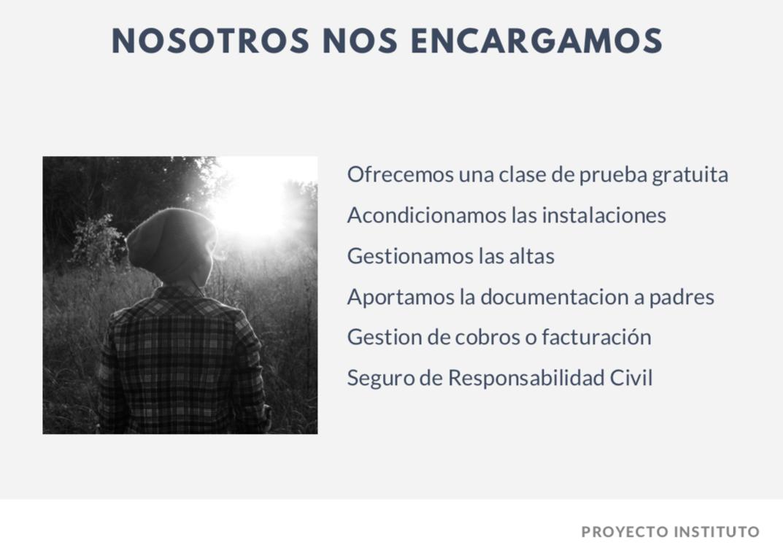 Proyecto defensa personal institutos sambo valencia